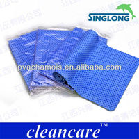 High quality and soft synthetic PVA cool towel clean care