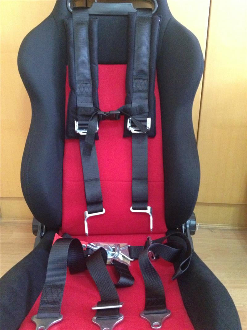 5 Point Latch Safety Harness Car Seat Belt