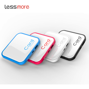 2017 Trending Products Company Gift Ideas Slim Card Bank 2600mah Souvenir New Patented