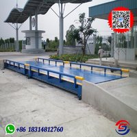 Electronic weighbridge executive 100 ton truck scales