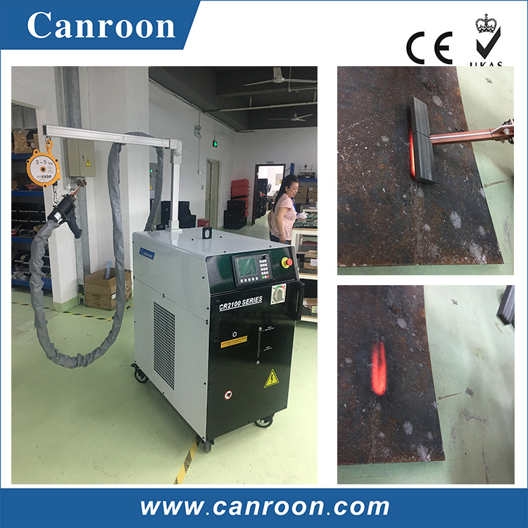 CE ISO industrial induction heater machine induction heating tool for metal heat treatment