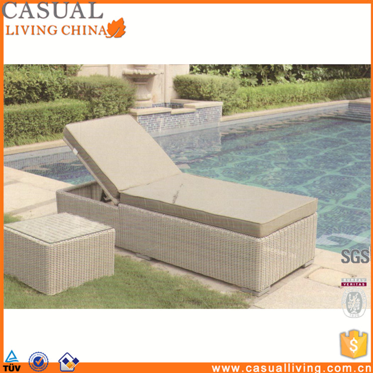 Patio Entertainment poly rattan furniture philippines beach sun lounger