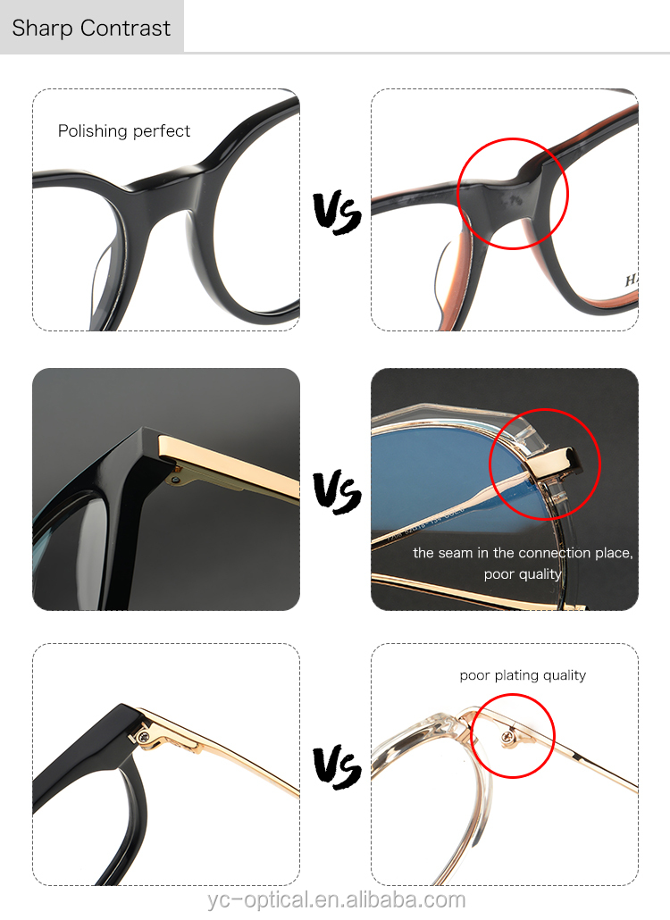 aaf73d23dc71 frames online french acetate optical eyeglass frames funny eye glasses2018 fashionable  ready goods