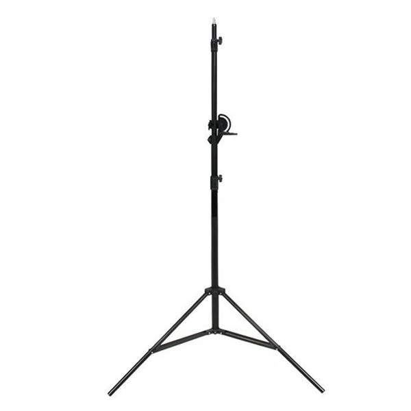 Aluminum Reflector Disc Holder Arm with Swivel Head + Light Stand with Sandbag for Studio Photography Video