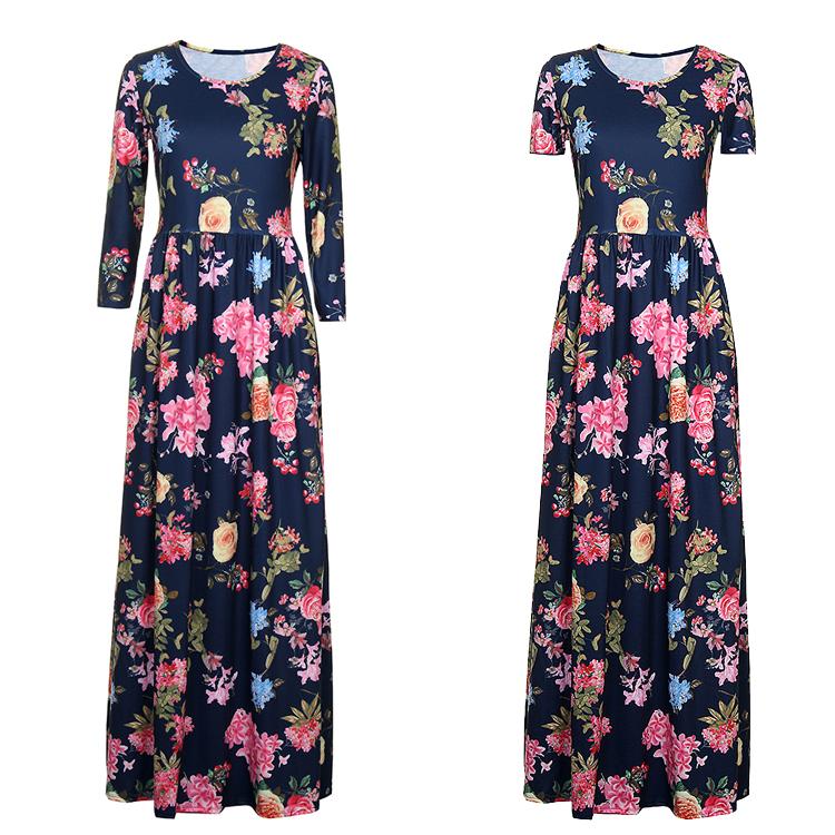Amazon Long Dress