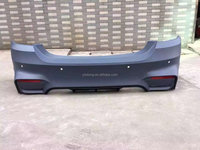 Rear bumper used for BMW 4 series F32/F33/F36 M4 style