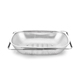 stainless steel sink basket with flexible handle