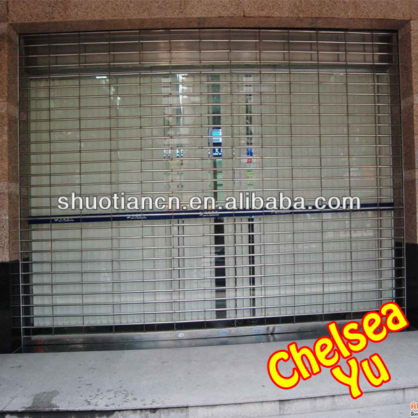 electric door grill design exterior
