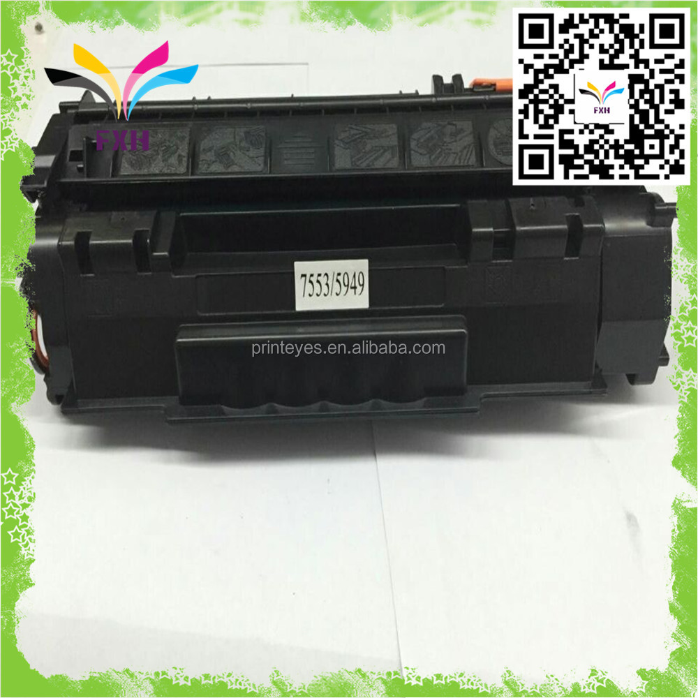 High Quality and Favorable Price For HP Q5949A 49A Toner