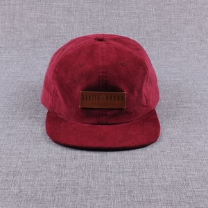 Cheap Wholesaler Corduroy Snapback Hat Custom Design China d6d9cd1c6eb3