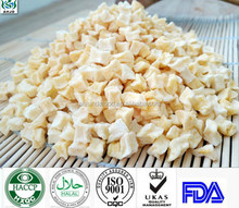 2017 New Crop of Chinese dried apple granules/dices with best price and quality