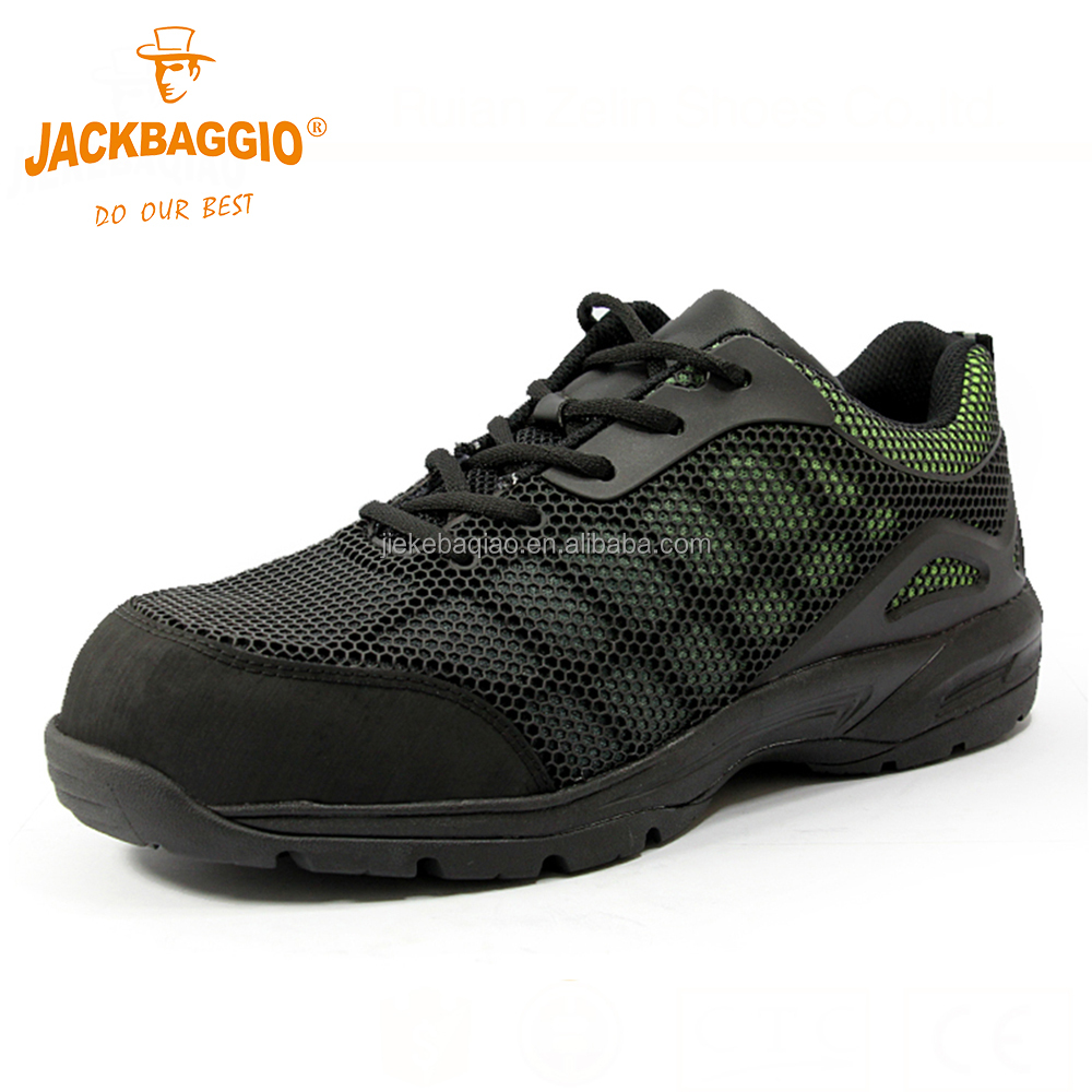 Lightweight Safety Shoes S1p Sb S1 S2 S3 Men Work Boots