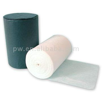 Medical Gauze Roll/Swabs sterile