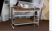 hotselling project used folding sofa bunk bed (F138)