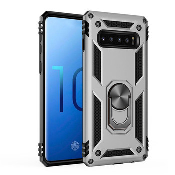 Wholesale Custom Shockproof PC + TPU phone case Mobile Accessories Back Cover Cell Phone Case For Samsung Galaxy S10 Phone Case