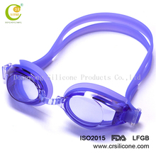 2017 Hot Sales High Quality Stylish Fancy Design Adult Unisex Advanced Silicone Swim Goggles