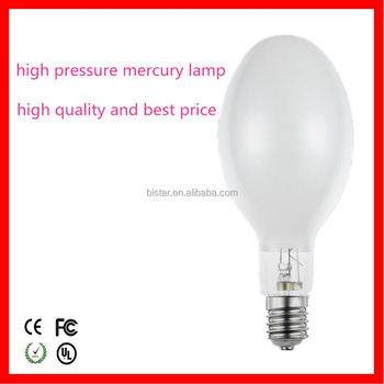 Hid Lighting Bulb 400w Self Ballast Mercury Vapor Lamp Hpm High Pressure Sodium Product
