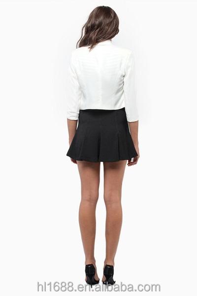 Chinese Clothing Manufacturers Women Jacket Model Ladies Blazer ...