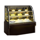 Commercial Cooling Display Cabinets /Refrigerated Cake Display Bread Showcase