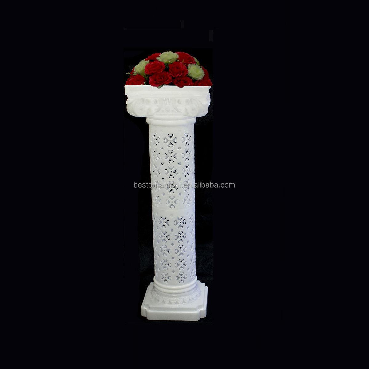 Wedding Decorative Plastic Roman Column