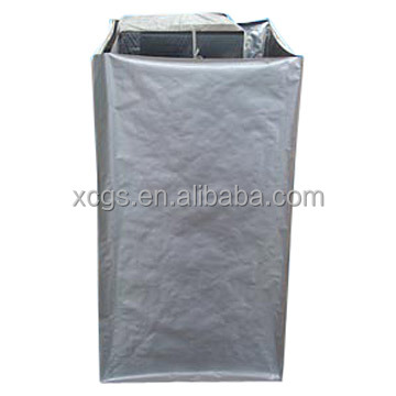 Aluminum Foil Insulation Bags Pallet Insulation Cover