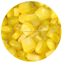 Natural Food Canned Sweet Corn with Whole Kernel in Tin Can Food