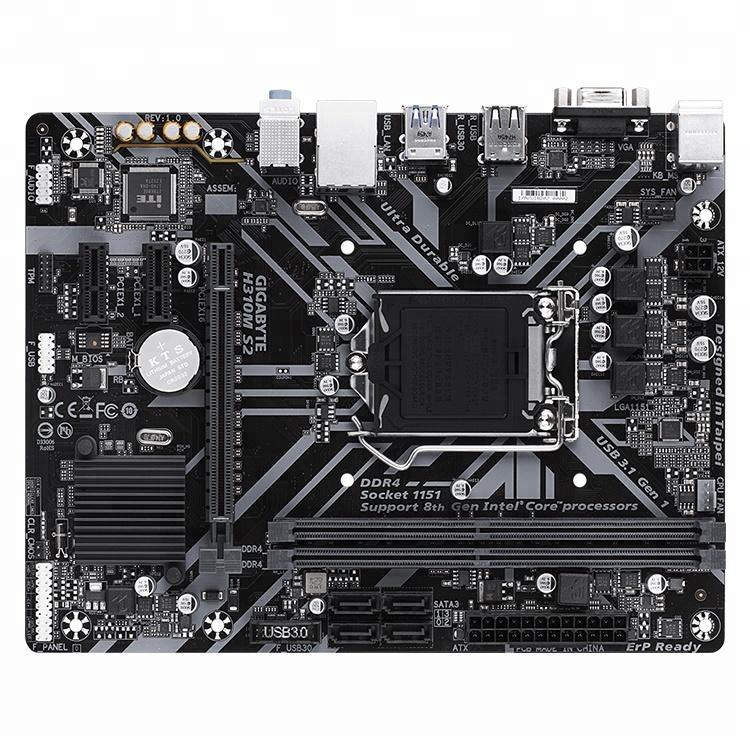 Gigabyte  GA-945GZM-S2 LGA 775//Socket T Intel Motherboard  TESTED WORKING
