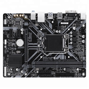 GIGABYTE Intel H310M S2 Motherboard with CPU LGA1151 Gaming Motherboard