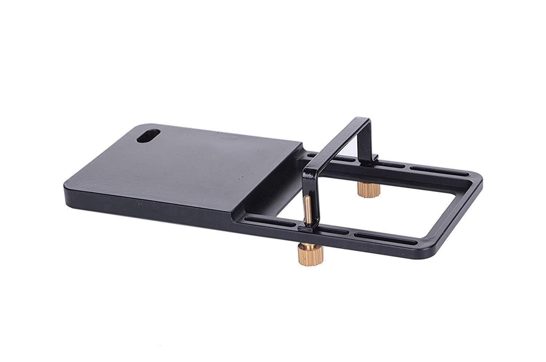 Mount Plate Adapter for GoPro Hero 6/5 / 4/3 / 3+ with DJI Osmo Mobile 2 /Zhiyun Smooth 4/ Q/C / C+ / Smooth-II/Smooth-3 Gimbal
