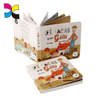 Customized Bed Time Reading Thick Kids Colorful Story Books Printing
