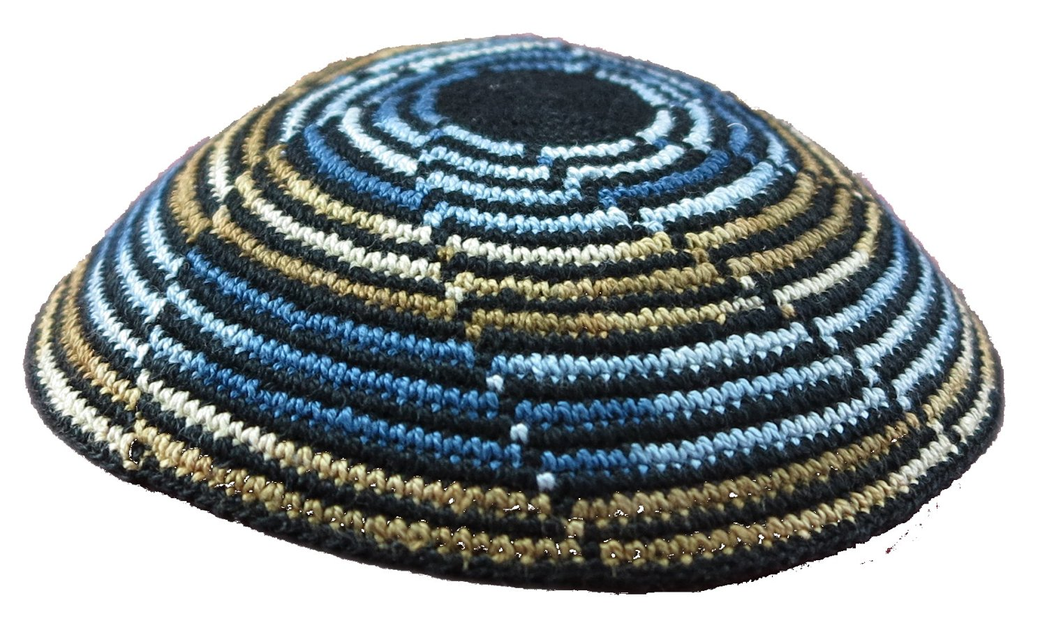 Buy Dmc Hand Knitted Yarmulke Kippah Hat 15Cm in Cheap Price on ...