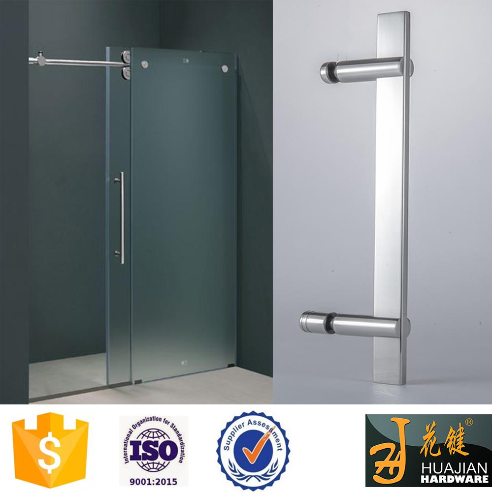 Commercial Glass Sliding Shower Entrance Door Handles - Buy Shower ...
