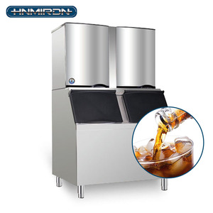 ice cube machine price refrigerator/ ice making machines