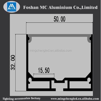 Modern Aluminium Led Pendant Light Housing With Aluminium Alloy ...