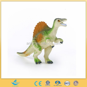 Colorful Spinosaurus Toys Cute Cartoon Dinosaur Image Toy Made ...