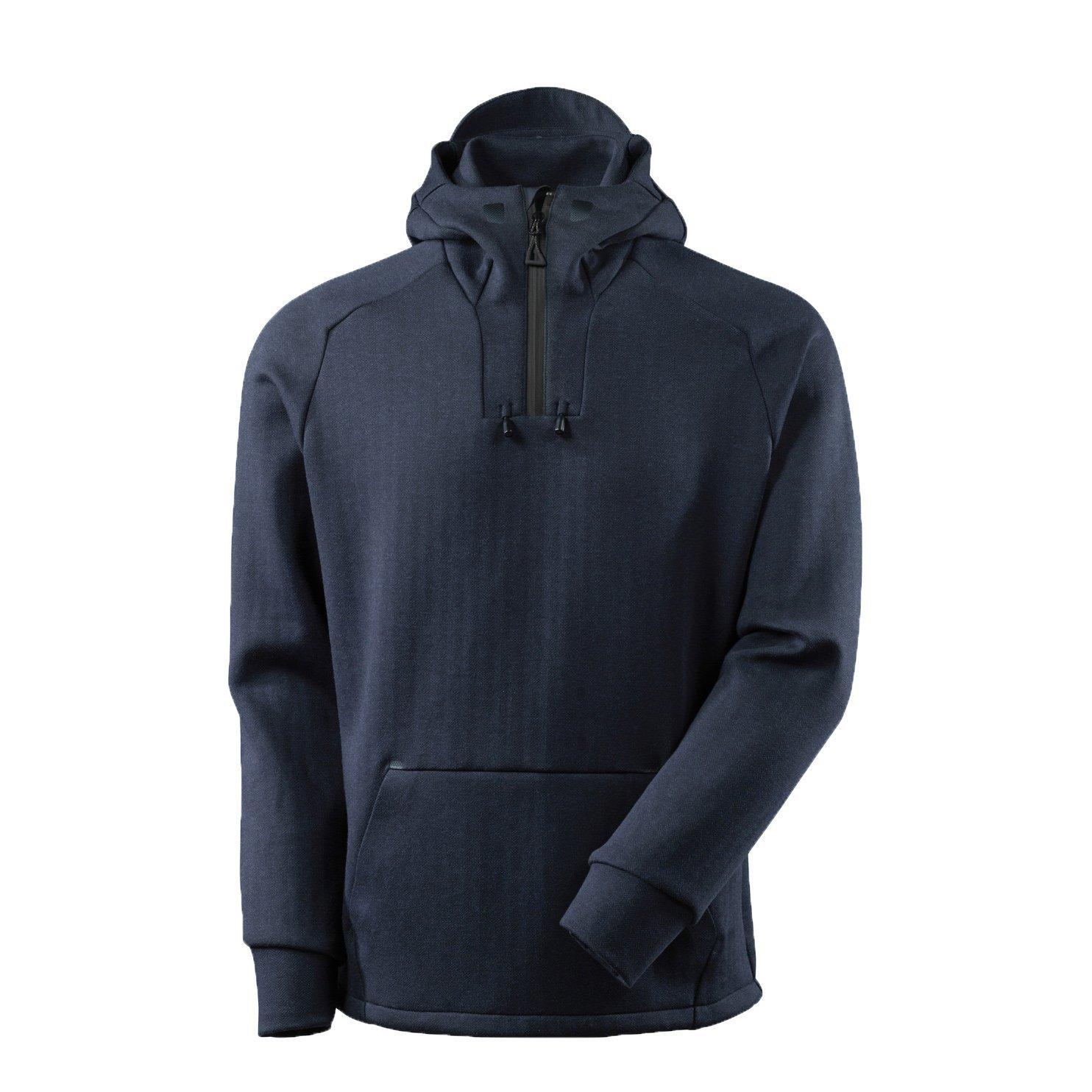 Black//Blue Mascot 51590-970-010-XS HoodieGimont Size XS