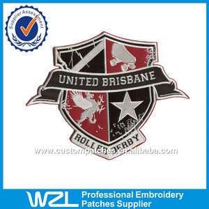 Fashion Uniform clothing Embroidered badges