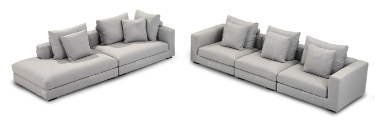 Latest Design Lobby Sofa Set Hotel