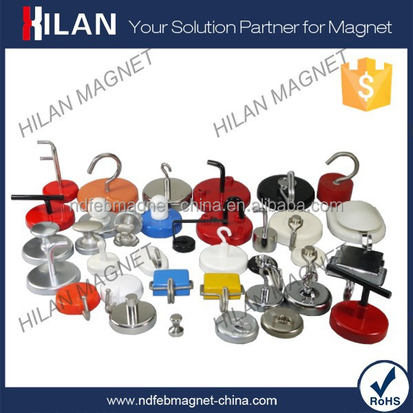Alibaba Colorful Magnetic Curtain Hooks For Sale