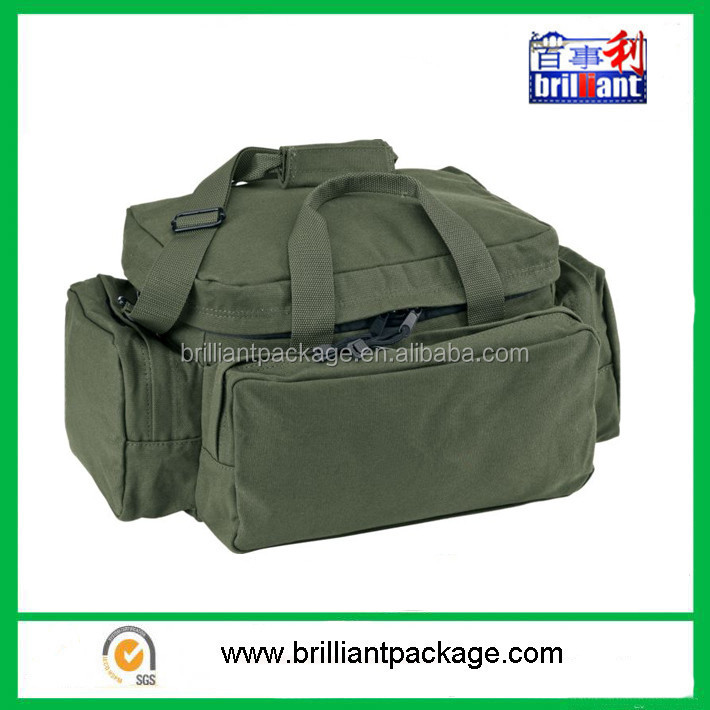 Canvas Sporting Clay Rnage Bag