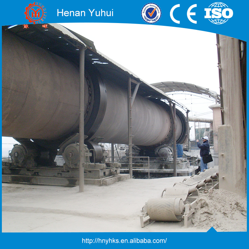 Rotary Kiln with Competitive Price Used in Cement Industry, Metallurgy, Construction and Chemical Industry