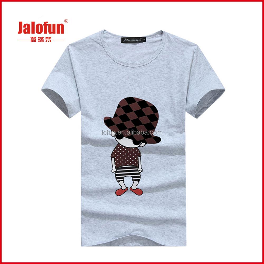 Ladies korea style silk screen printing t shirt buy for T shirt silk screening
