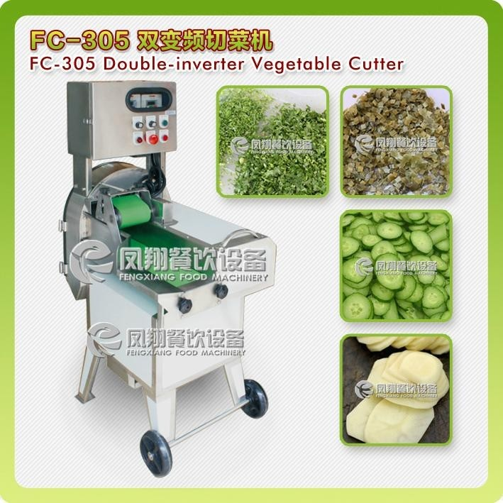 FC-305 (manufacturer) factory price pickled cabbage slicing machine