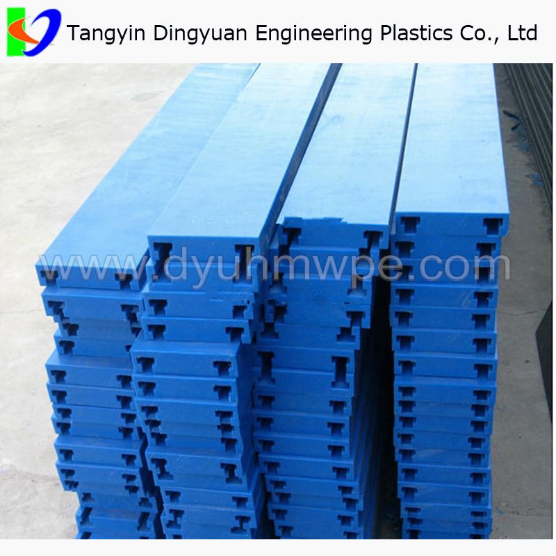 Conveyor Guide Rails/customized Uhmw Plastic Products - Buy Customized Uhmw  Plastic Products,Popular Plastic Product,Conveyor Side Guide Rail Product