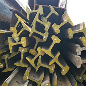JIS standard 15KG 22KG Chinese supplier railroad rail