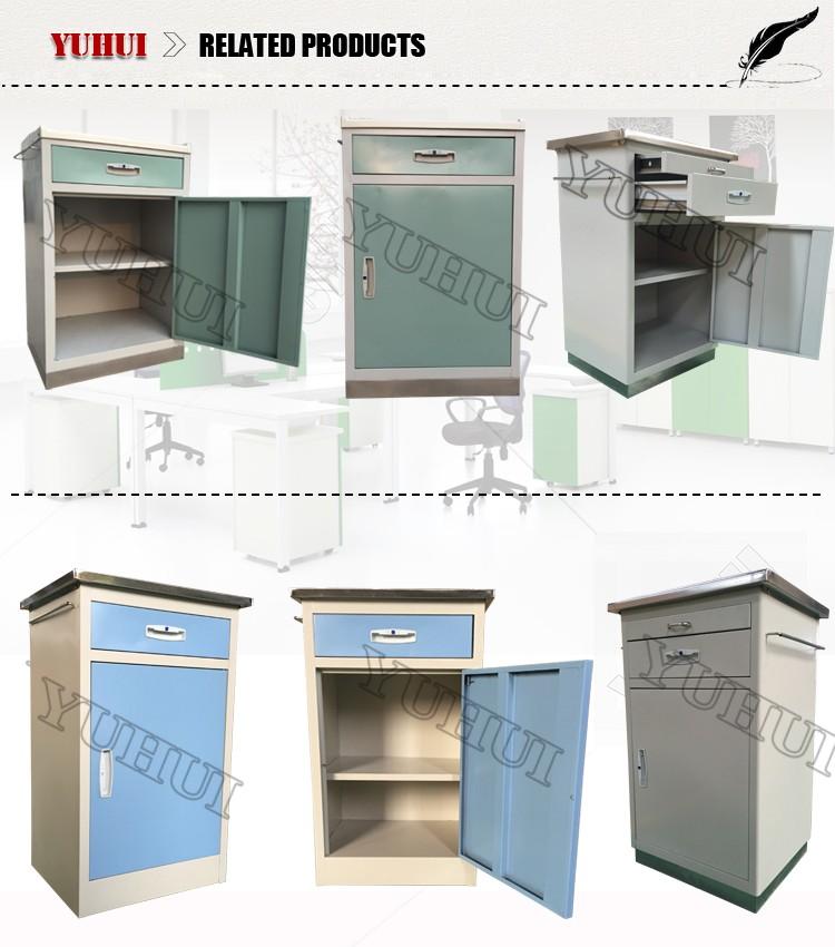 pas cher sliver gris m tal 3 tiroirs armoire fermant cl autres meubles en m tal id de produit. Black Bedroom Furniture Sets. Home Design Ideas