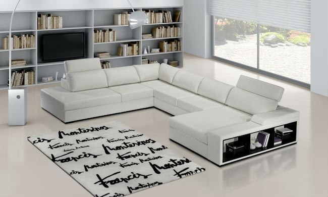 wohnzimmer moderne deko. kuh echtes leder sitzgruppe wohnzimmer, Wohnzimmer dekoo