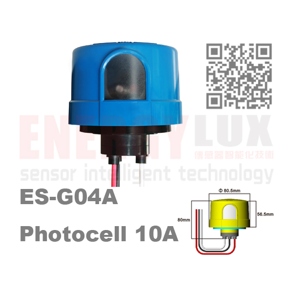 Street Light Theory: Es-g04a Day Night Photocell Sensor Switch