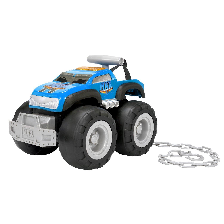 Max Tow Truck Turbo Speed Truck, Blue