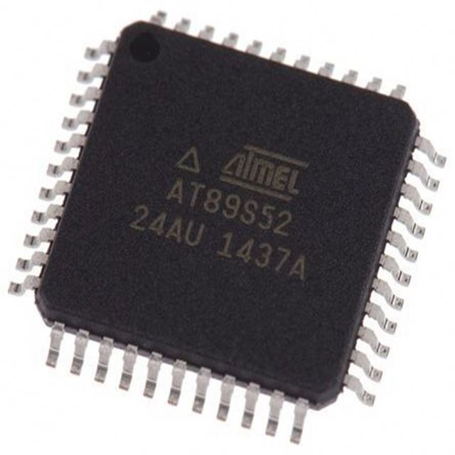 AT89S52-24AU MCU 8BIT 8KB FLAŞ 44 TQFP IC mikrodenetleyici at89s52
